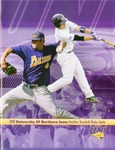 2009 University of Northern Iowa Panther Baseball Media Guide