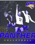 Panther Volleyball 2018 by University of Northern Iowa