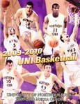 2009-2010 UNI Basketball (Men's) by University of Northern Iowa
