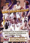 UNI Basketball 2010 Panther Postseason Media Guide by University of Northern Iowa