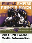 2011 UNI Football Media Information