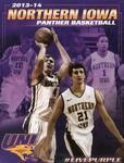 2013-14 Northern Iowa Panther Basketball by University of Northern Iowa