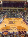 2015 UNI Volleyball Media Guide by University of Northern Iowa