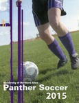 2015 UNI Women's Soccer Media Guide