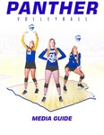 2019 Panther Volleyball Media Guide by University of Northern Iowa