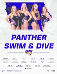 2019-2020 UNI Swimming & Diving by University of Northern Iowa