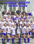 2020-21 Soccer Media Guide by University of Northern Iowa