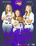 Panther Softball Spring 2021 by University of Northern Iowa