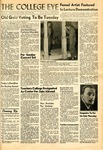 Famed Artist Featured in Lecture Demonstration, College Eye, February 1, 1952