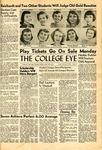 Dali Lecture is Unusual, College Eye, February 8, 1952