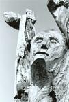 Elm monument closeup