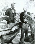 President Maucker and Ted Egri