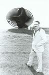 Dr. Lee Smalley visits ITC June 1980 by Dan Grevas