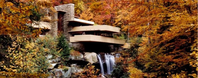 Frank Lloyd Wright Structures Image Gallery