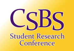 CSBS Student Research Conference