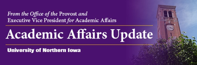 Academic Affairs Newsletter