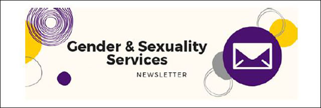 Gender & Sexuality Services Newsletter