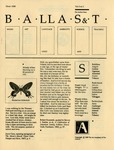 Ballast Quarterly Review, v03n2, Winter 1988 by The Art Academy of Cincinnati