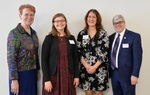 2018 Mary Ann Bolton Undergraduate Research Award Winners by University of Northern Iowa. Rod Library.