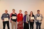2019 Mary Ann Bolton Undergraduate Research Award Winners by University of Northern Iowa