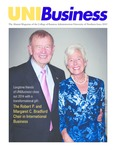 UNIBusiness: The Alumni Magazine of the College of Business Administration University of Northern Iowa, 2015 by University of Northern Iowa. College of Business Administration.