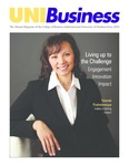 UNIBusiness: The Alumni Magazine of the College of Business Administration University of Northern Iowa, 2014 by University of Northern Iowa. College of Business Administration.