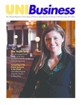 UNIBusiness: The Alumni Magazine of the College of Business Administration University of Northern Iowa, 2011-2012 by University of Northern Iowa. College of Business Administration.