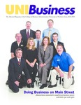 UNIBusiness: The Alumni Magazine of the College of Business Administration University of Northern Iowa, 2010-2011