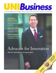 UNIBusiness: The Alumni Magazine of the College of Business Administration University of Northern Iowa, 2009-2010 by University of Northern Iowa. College of Business Administration.