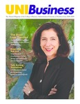UNIBusiness: The Alumni Magazine of the College of Business Administration University of Northern Iowa, 2008-2009 by University of Northern Iowa. College of Business Administration.