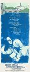 Cedar Falls Authors Festival, Poster