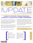 The Update, November 2010 by University of Northern Iowa. College of Humanities, Arts and Sciences.
