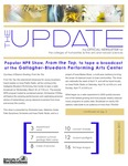 The Update, January/February 2011 by University of Northern Iowa. College of Humanities, Arts and Sciences.