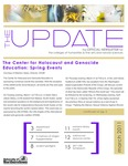 The Update, March 2011 by University of Northern Iowa. College of Humanities, Arts and Sciences.