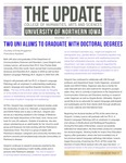 The Update, December 2011 by University of Northern Iowa. College of Humanities, Arts and Sciences.