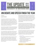 The Update, January/February 2013 by University of Northern Iowa. College of Humanities, Arts and Sciences.