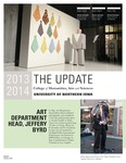 The Update, October 2013 by University of Northern Iowa. College of Humanities, Arts and Sciences.