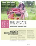 The Update, December 2013 by University of Northern Iowa. College of Humanities, Arts and Sciences.