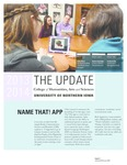 The Update, January/February 2014 by University of Northern Iowa. College of Humanities, Arts and Sciences.