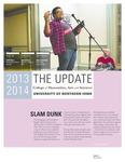 The Update, March 2014 by University of Northern Iowa. College of Humanities, Arts and Sciences.