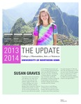 The Update, April/May 2014 by University of Northern Iowa. College of Humanities, Arts and Sciences.