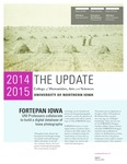 The Update, January/February 2015 by University of Northern Iowa. College of Humanities, Arts and Sciences.