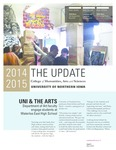The Update, March 2015 by University of Northern Iowa. College of Humanities, Arts and Sciences.