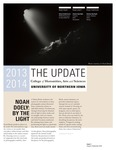 The Update, August/September 2013 by University of Northern Iowa. College of Humanities, Arts and Sciences.