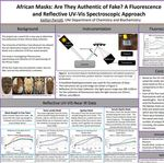 African Masks: Are They Authentic of Fake? A Fluorescence and Reflective UV-Vis Spectroscopic Approach