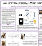 Near-Infrared Spectroscopy of African Tribal Masks by Jordan Smith, Huzaifa Shah, and Kaitlyn Parrott