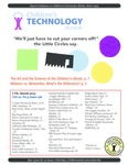 Children's Technology Review, issue 156, v21n3, March 2013