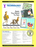 Children's Technology Review, issue 161, v21n8, August 2013