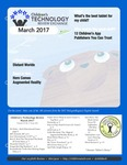 Children's Technology Review, issue 204, v25n3, March 2017