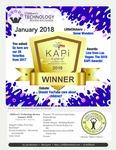 Children's Technology Review, issue 215, v26n1, January 2018